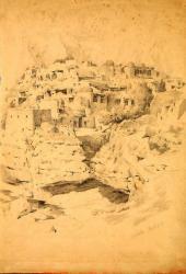 Рубо. Город на Кавказе