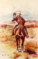 Рубо. Царский сокольничий