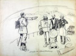Рубо. Защитники обороны Севастополя