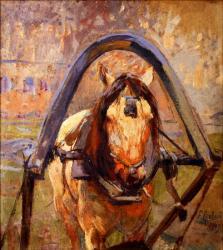 Рубо. Ломовая лошадь